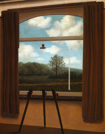magritte-conditionhumaine